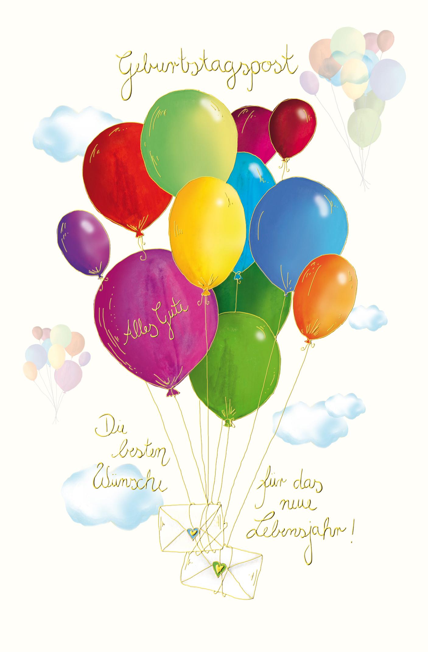 Geburtstagspost