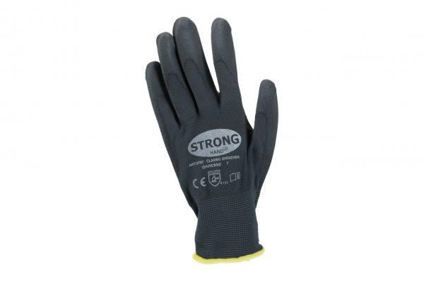 Handschuhe Grau Gr. 7, 1 Paar