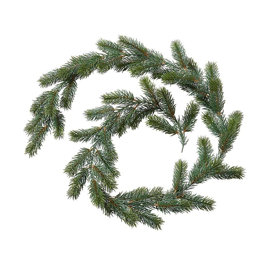 Tannen Girlande L152cm, grün Ve. 1 Stk (#133390019)