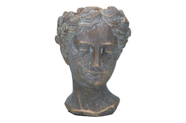 Pflanzkopf 'Frau' 16x15x21,5cm, Ve. 1 (#143006000)