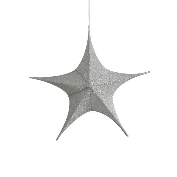 Stern hängend L65 x B20 x H60cm, 1 Stück