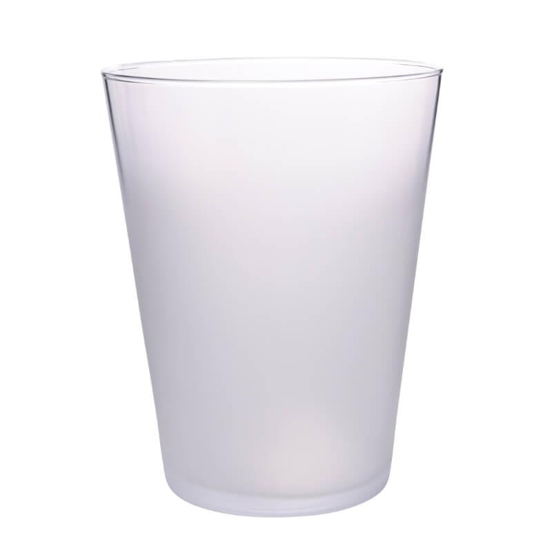Vase 'Coni', D19cm H24cm, Ve. 1 Stk