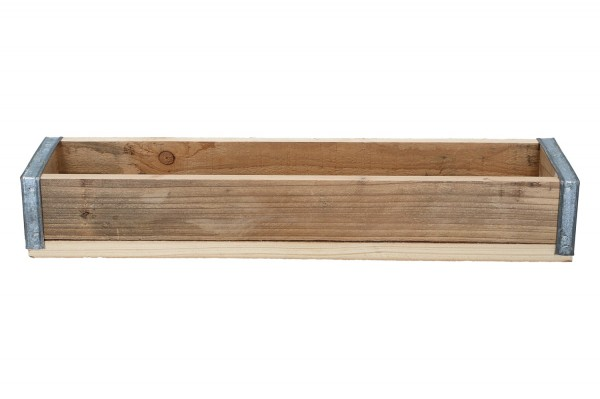 Holz Box 47 x 12 x 7cm, 1 Stück