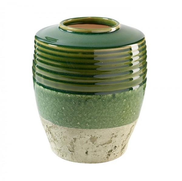 Vase unten schmal D20 H23cm, Ve. 1 (#142093000)