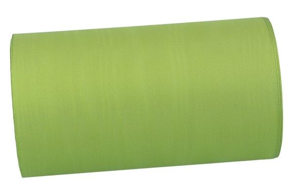 Moiré-Kranzband 175mm, 25m, grün