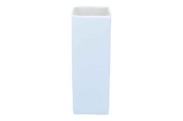 Square Vase Höhe 18cm /6,5x6,5cm