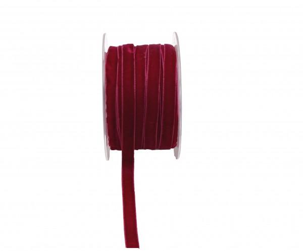 Band Velvet 10mm, 1 Rolle = 20m
