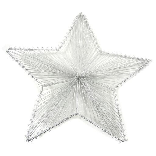 Metall Stern 3D, 35cm, 1 Pack = 2 Stück (#153317053)
