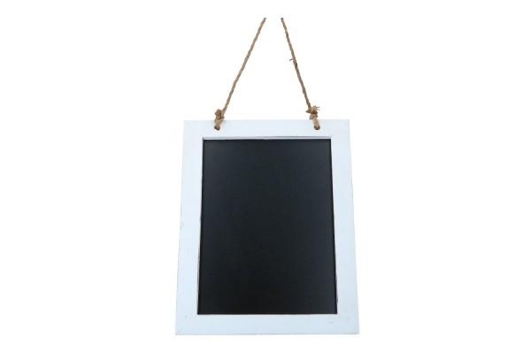 Tafel z. hängen, 31 x 40cm, 1 Stück