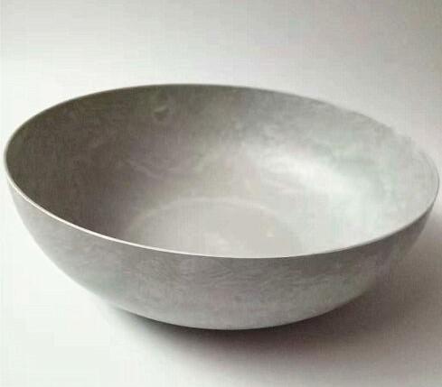 Schale D25H9cm, hell-grau, Ve. 1 (#180482256)
