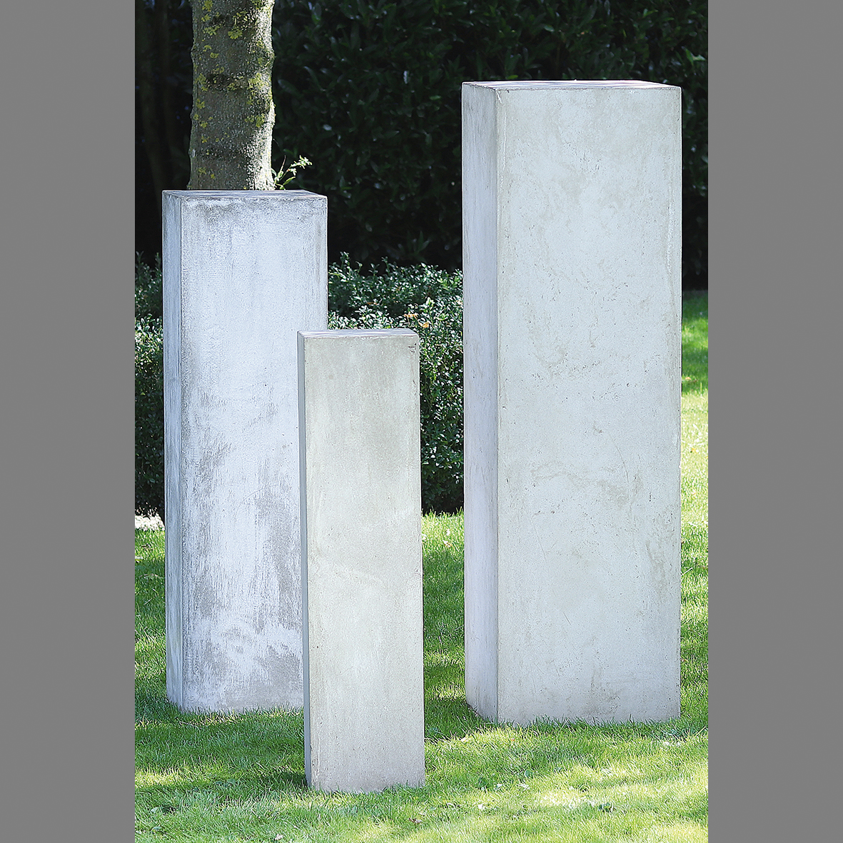 Säule Gr. M / 100x28x28cm, Ve. 1 Stück