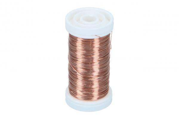 Kupferdraht 0,25mm, 100gr. Kupfer