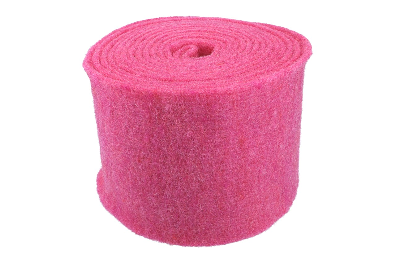 Topfband 15cm, 5m, pink