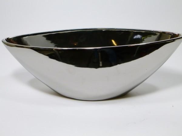Jardninere 'Malta' oval 45x15x16cm, Ve.1