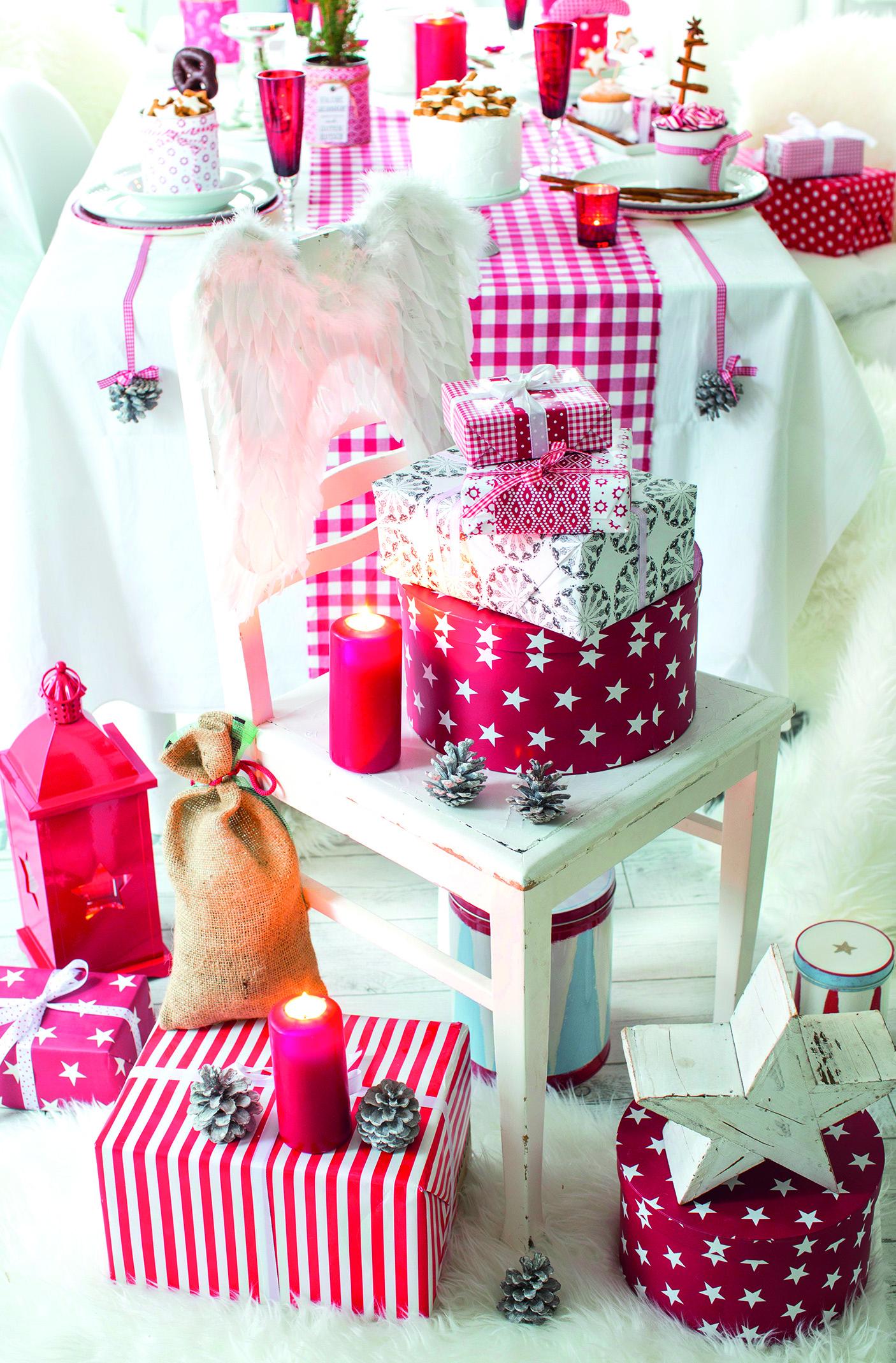Fotokarte Weihnachten, 1 Pack = 5 Stück