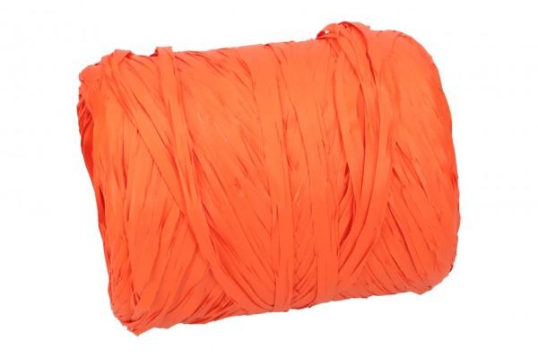 Poly Raphia Band 15mm, 200m, 54 orange
