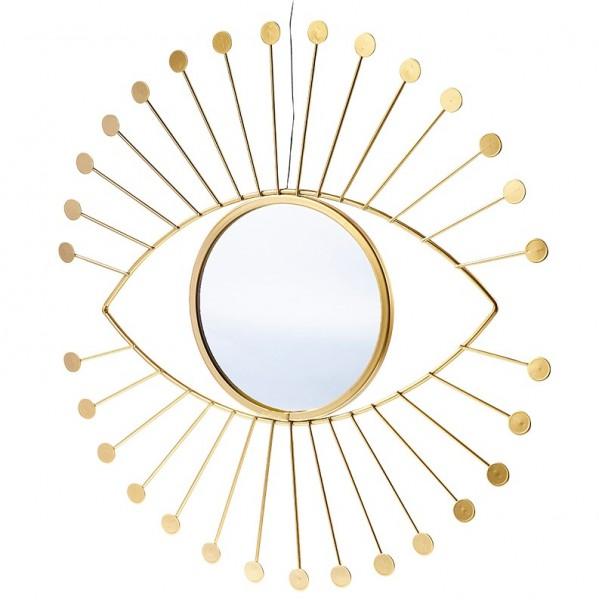 Spiegel ' Auge 'zum hängen 49 / 50cm (#153514000)