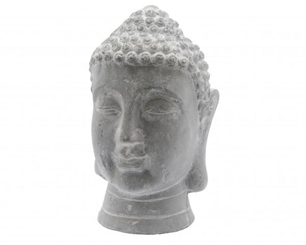 Buddha Kopf 24 x 24 x H41cm, Ve. 1