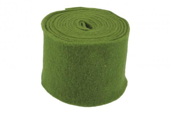 Topfband 15cm, 5m, Olivgrün