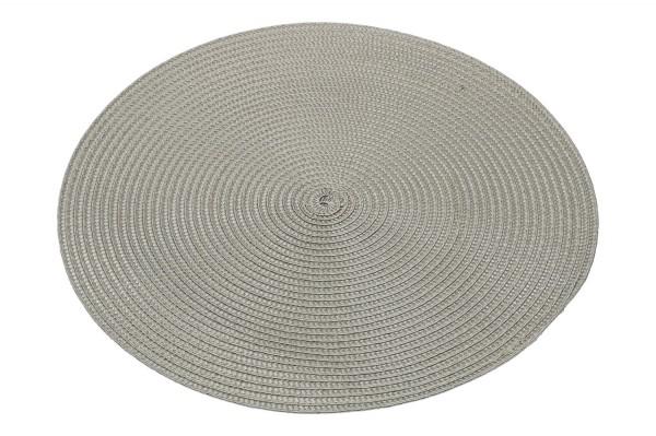 Tischset rund ca. Ø35cm, 1 Stück