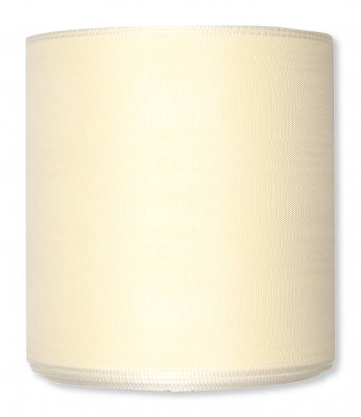 Moiré-Kranzband 125mm, 25m