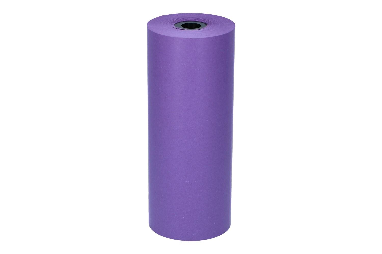 Manschettenpapier 25m, 1 Rolle, lila