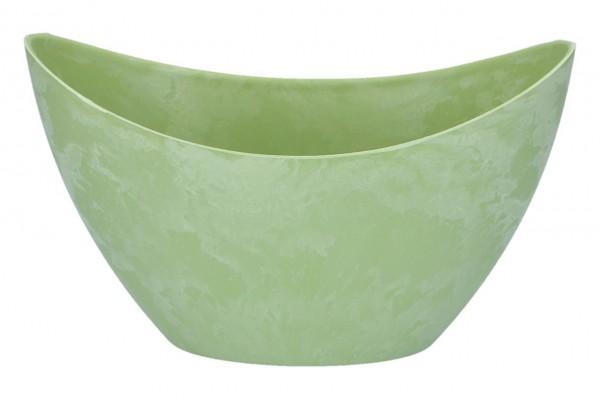 Schiffchen 20x9x11,5cm, hell-grün, Ve. 1 (#180474362)