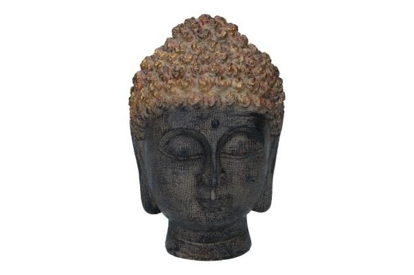 Buddhakopf Breit 12cm, Hoch 20cm