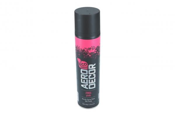 Farbspray Seidenmatt Pink 400ml