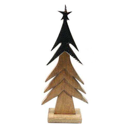 Weihnachtsbaum 21x7, 5x49cm, 1Stück