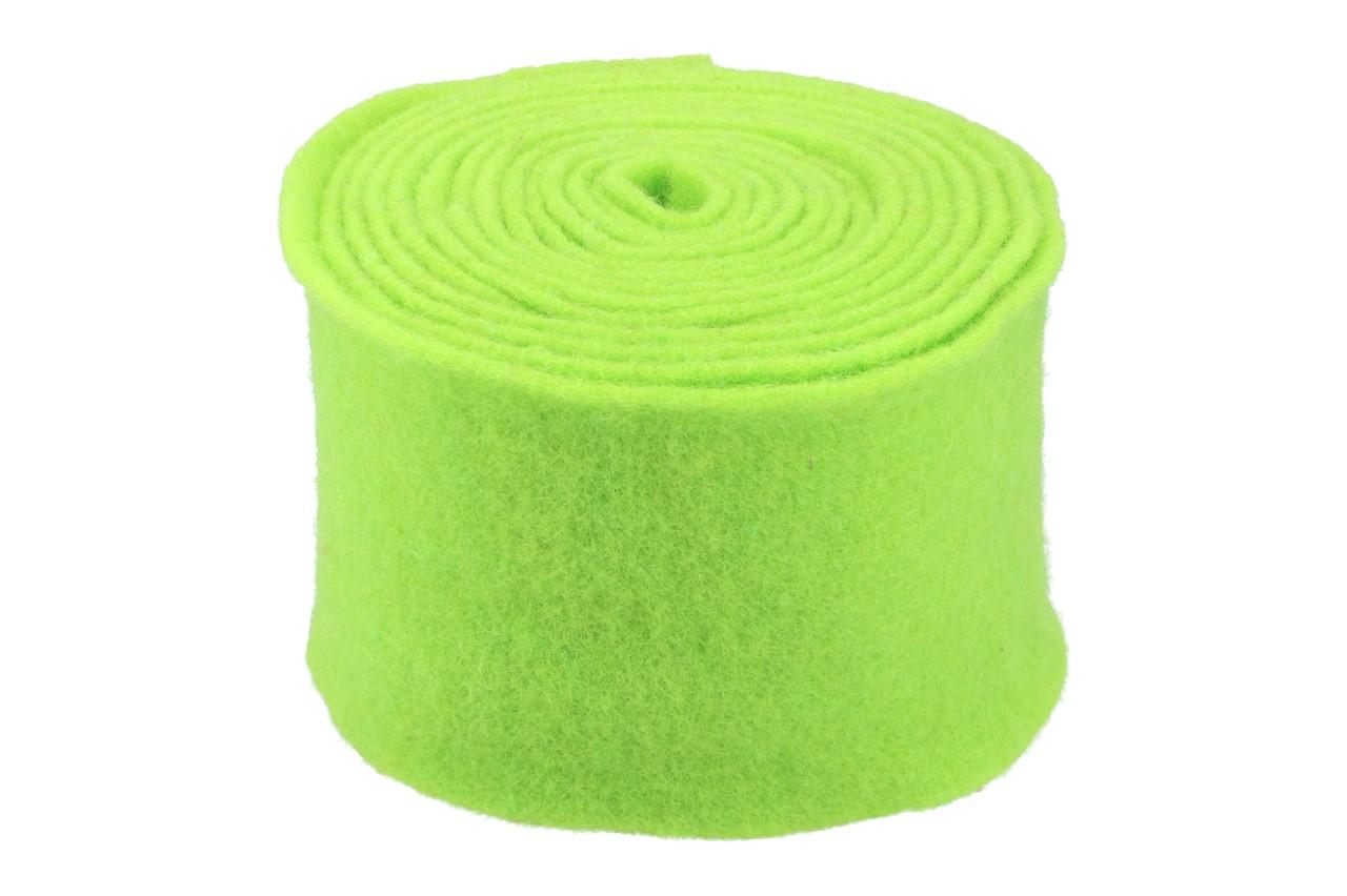 Topfband 15cm, 5m, apfel-grün