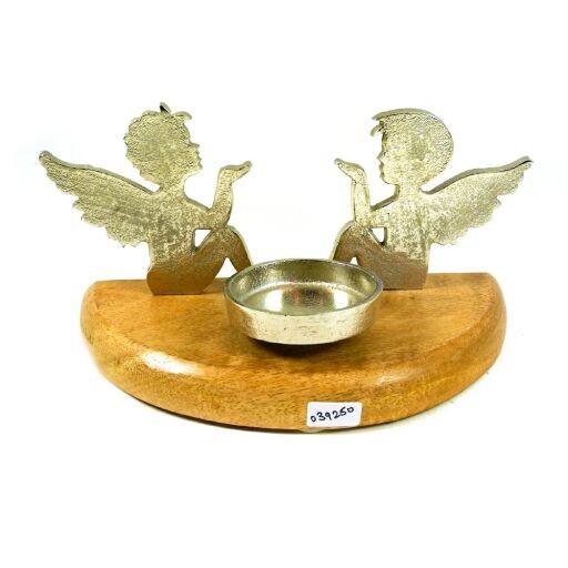 Kerzenhalter Engel, 1 Stück
