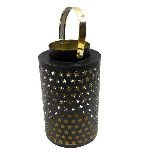 Teelichtlampe mit Henckel D14 H24cm (#153729000)