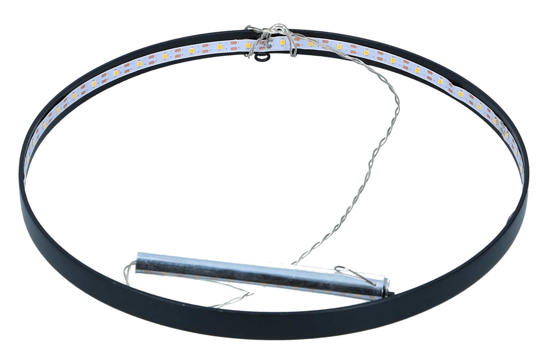 Ring mit LED zum hängen D27cm, Ve. 1 Stk (#100604041)