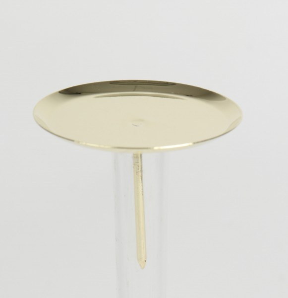 Adventskrankerzenhalter D7,5cm, 4 Stück