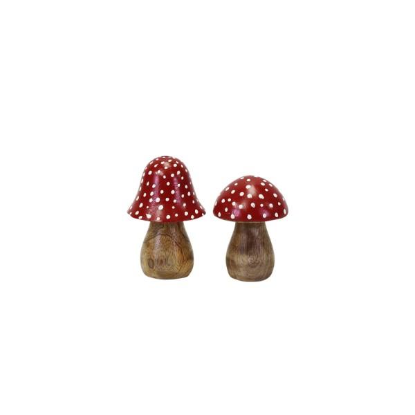 Pilz, 2fach sortiert, 1 Stück