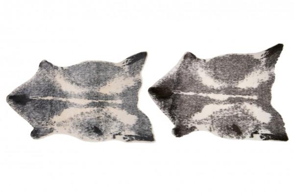 Hirschhaut künstlich 75 x 110cm, 1 Stück