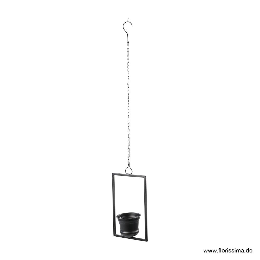 Topf im Rahmen zum hängen 20/14/37cm (#154047000)
