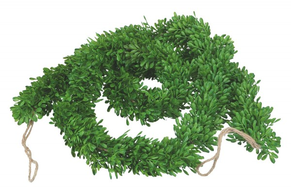 Buchsbaumgirlande 180cm, 1 Stück