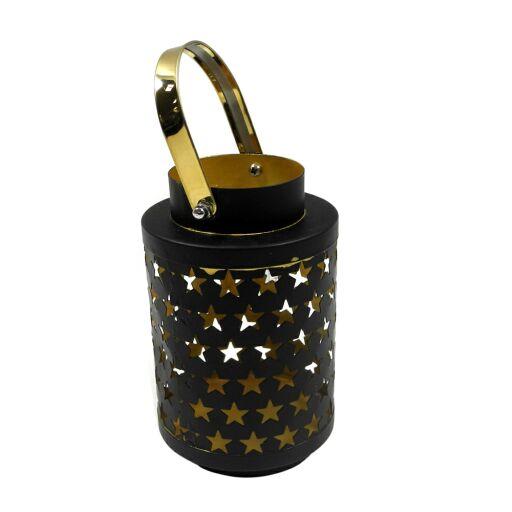Teelichtlampe mit Henckel D9 H14cm (#153728000)
