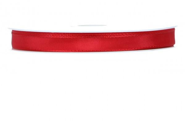 Formb. Drahtkantenband 10mm, 25m, rot
