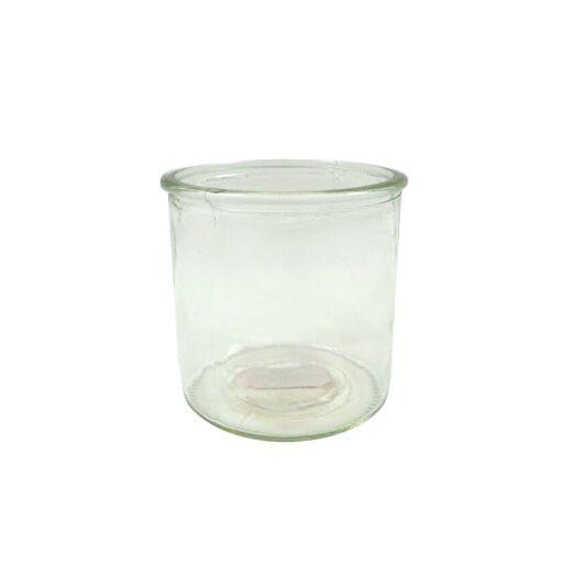 Windlichtglas Ø10cm Höhe 10cm, 1 Stück