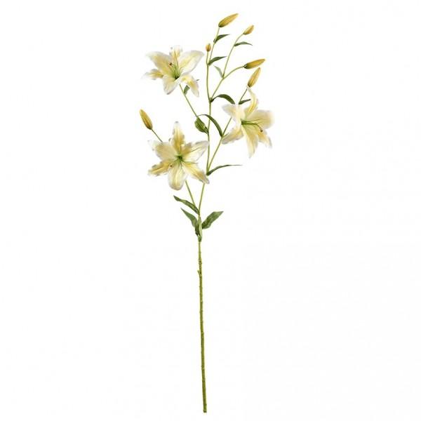 Lilienzweig mit Blätter, L132cm, Ve. 1 (#191189016)