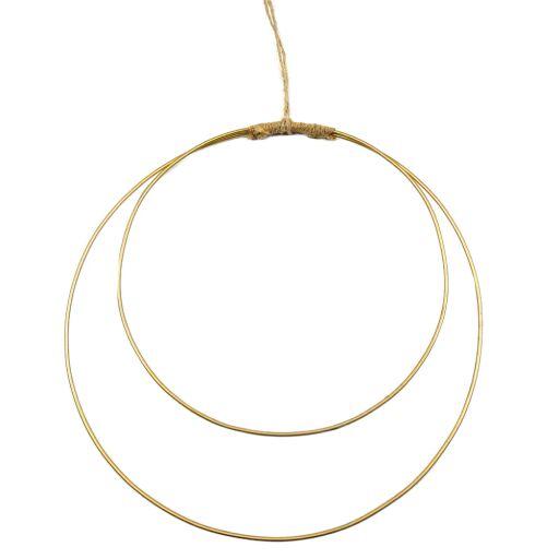 Ring zum Hängen D 17/22cm, Ve. 6 Stk (#153693000)