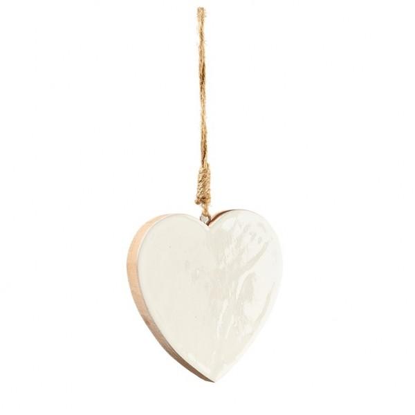Herz zum hängen 8,5cm, VE = 6 (#131193000)
