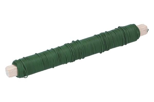 Wickeldraht-grünlackiert, 0,65mm
