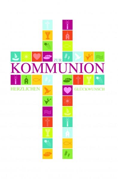 Zur Kommunion herzlichen Glückwunsch