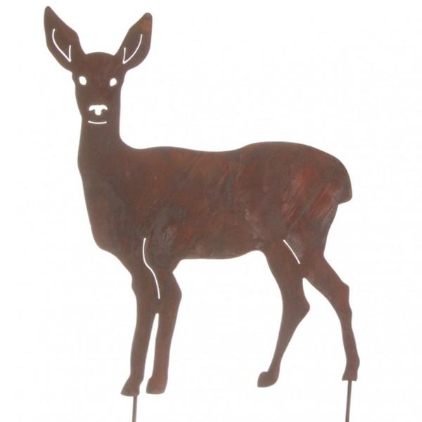 Stecker Reh 65 x 65 x 90cm, 1 Stück