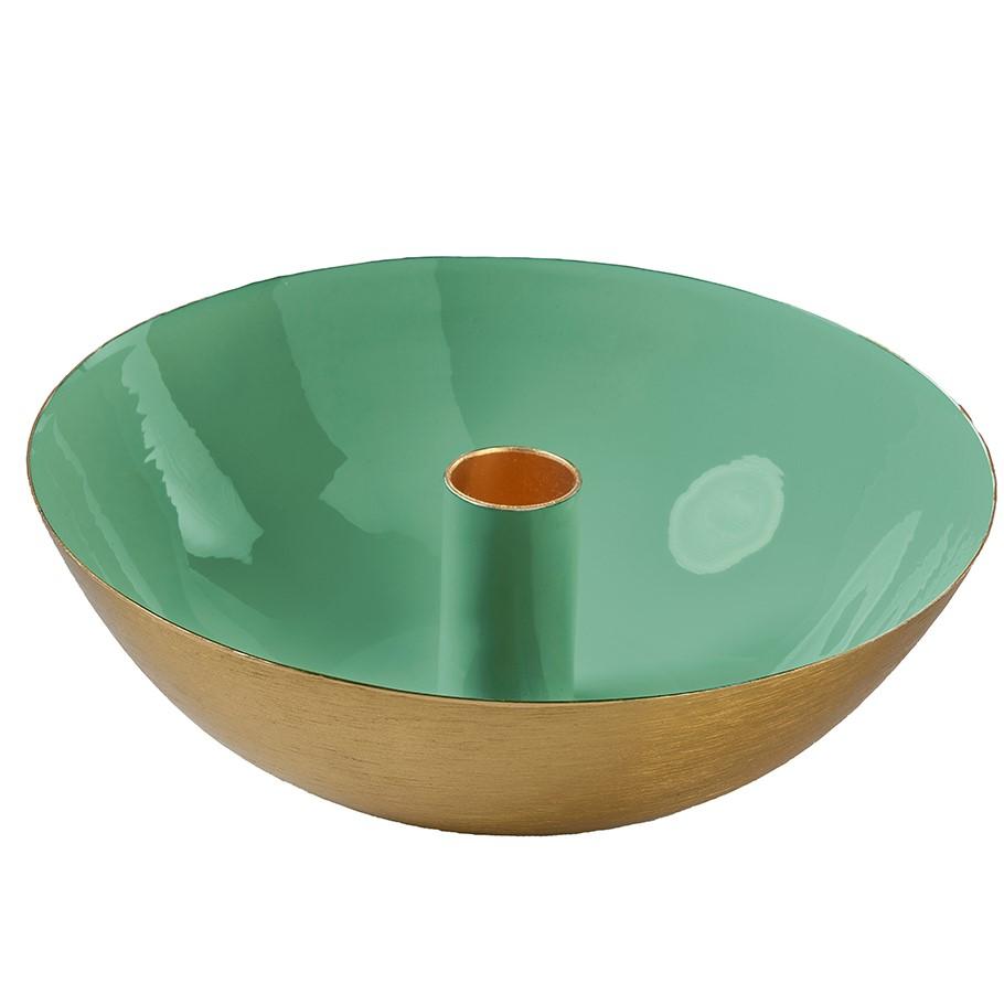 Kerzenhalter Schale D17cm H6cm, Ve. 1Stk (#153150019)