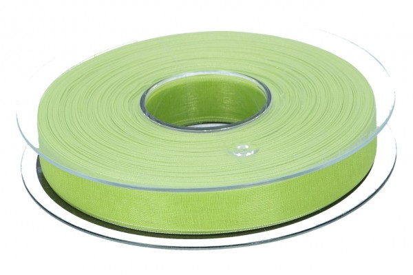 Beauty Organdy Band 15mm, 50m limon